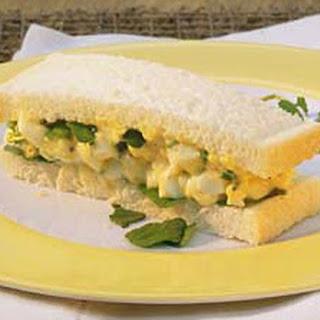 Classic Egg Sandwich