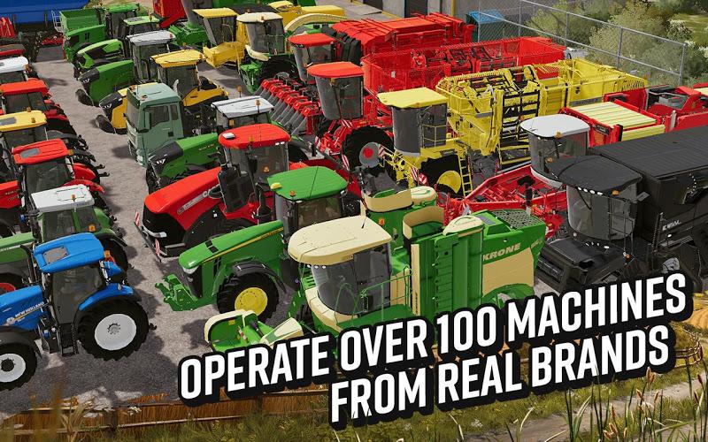 Farming Simulator 20 Screenshot 16