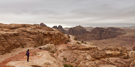Photo: The plateau near the place of high sacrifice