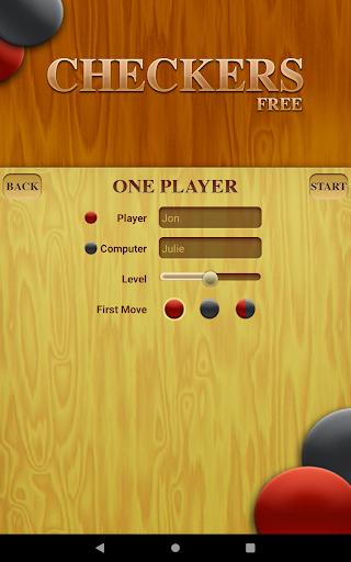 Checkers Free 1.52 screenshots 11