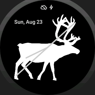 Klockren for Android Wear