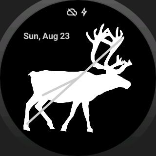 Klockren för Android Wear