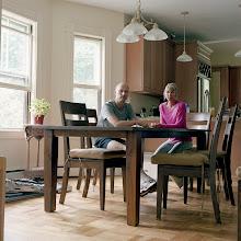 Photo: title: Scott Toney & Jody Marchand, Westford, Massachusetts date: 2011 relationship: friends, met through Emma Hollander years known: Scott 5-10, Jody 0-5