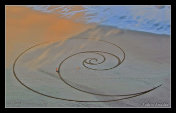 Photo: 'Spiral', Ocean Beach, SF