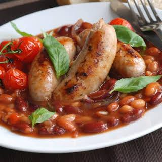 Slow Cooker Five Bean Casserole.