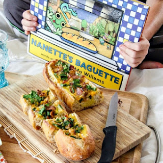 Breakfast Baguette Recipes.