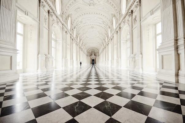 Venaria Reale. La Galleria Grande di nicoletta lindor