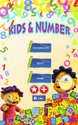Number For Kid