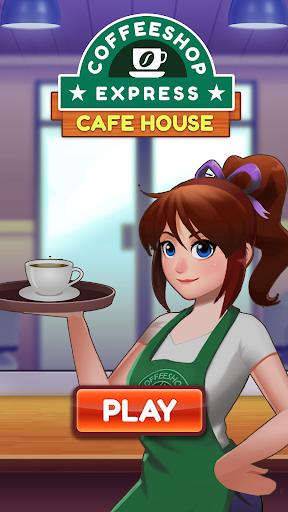 Coffee shop express 2 - cafe house 1.3 screenshots 1