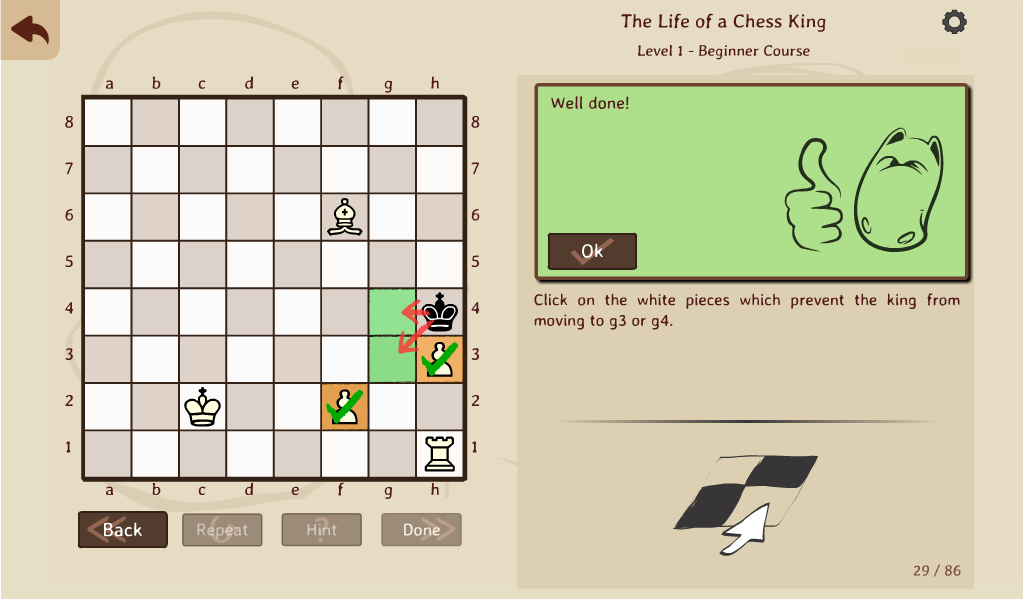 LearningChess- screenshot