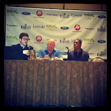 Photo: Learning more about copyright laws at #nmx