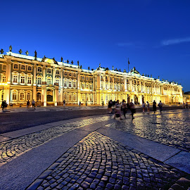 San Pietroburgo by Vito Masotino - Buildings & Architecture Public & Historical