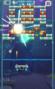 Brick Breaker Lab Screenshot