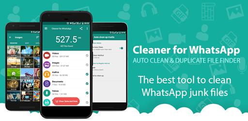 ripulire WhatsApp