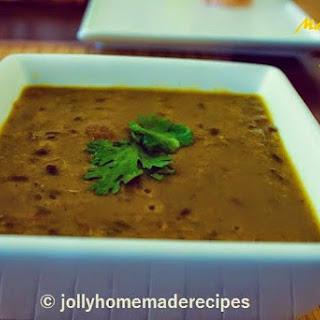 Maa Chole Di Dal Recipe | Punjabi Maa Choleyan Ki Dal