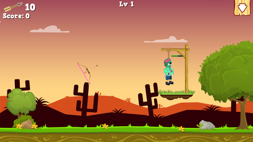 Zombie archery bowmaster 1.1 screenshots 1