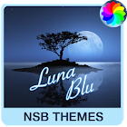 Luna Blu Theme for Xperia icon