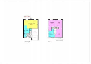 Maison 82 m2
