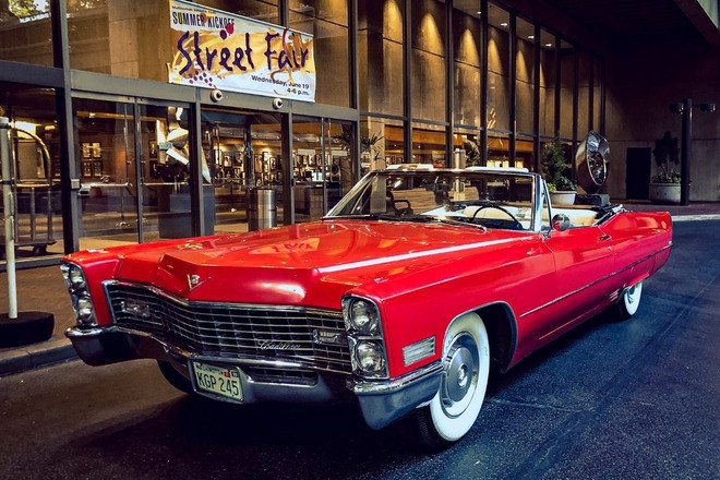 '67 Caddy Hire OR