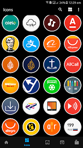 Sierra UI Icon Pack 1.0 (Patched)