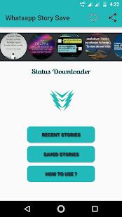 Status Downloader - náhled
