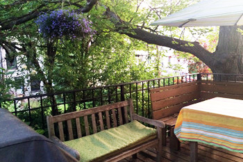 balcony brooklyn ny holiday rentals