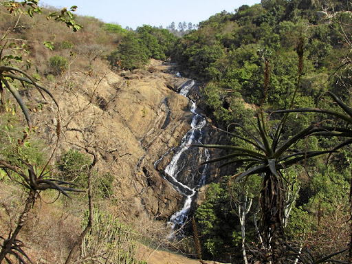 In Phophonyane, there are several short walks in the region of the eponymous  falls.