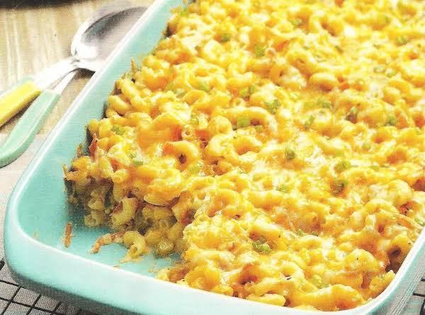 No Boil Mac 'n Cheese
