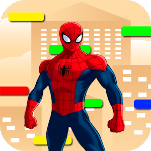 Target of spiderman: jump jump for PC and MAC