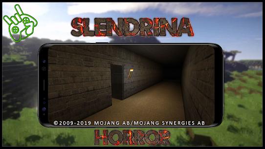 Map Slendrina Horror 2