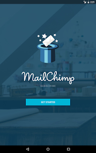 MailChimp Subscribe- screenshot thumbnail
