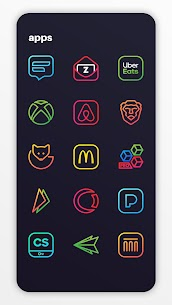 Caelus Icon Pack – Colorful Linear Icons v4.0.4 [Patched] 5