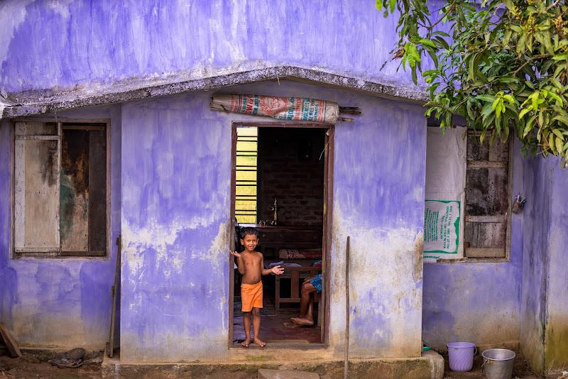 Cochin  (Kerala)La casa viola di erreemme