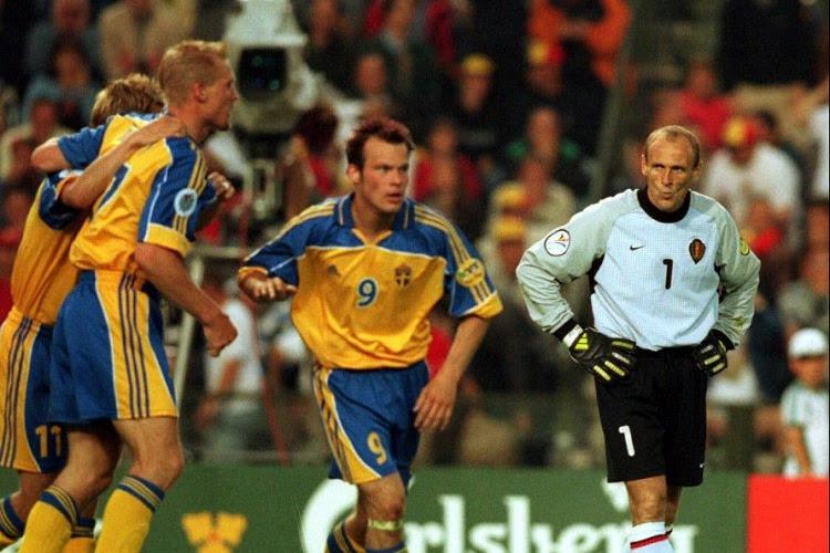 """Les bons et les mauvais souvenirs de Filip De Wilde: """"L'Euro 2000? Un fiasco"""""""