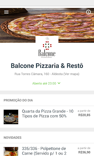 Download Balcone Pizzaria & Restu00f4 2.12.6 1