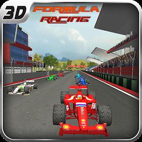 Очень быстро Formula Racing 3D