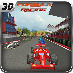 Real Fast Formula Racing 3D for PC and MAC