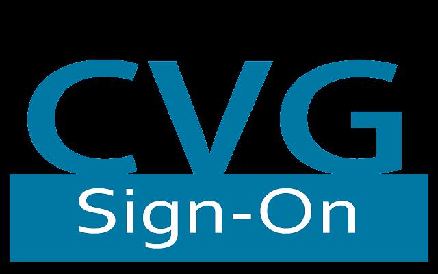 CVG Sign-On Extension