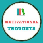 Motivational Thoughts - Enjoy ad free quotes Icon