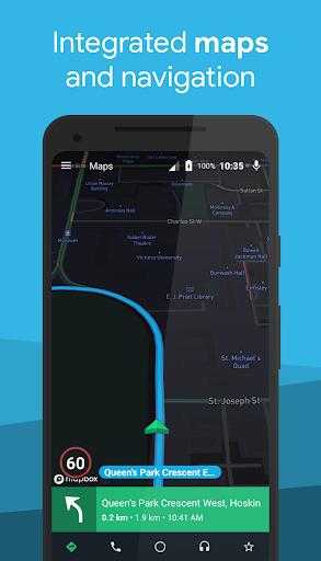 AutoMate - Car Dashboard screenshot