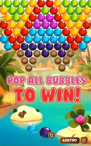 Bubble Oasis screenshot 1
