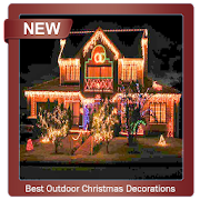 Best Outdoor Christmas Decorations icon