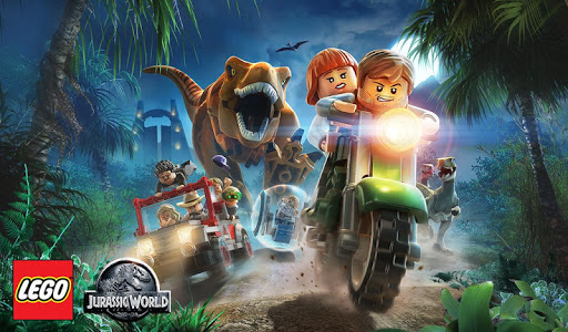 PC u7528 LEGOu00ae Jurassic Worldu2122 1