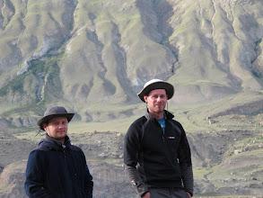 Photo: joł. Żeglarz i Daniel.