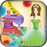 Princess Mommy Tailor Dress Up Icon