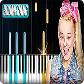 Tải Jojo Siwa Boomerang Piano Game APK
