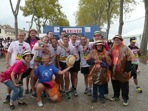 Marathon du Médoc 2015