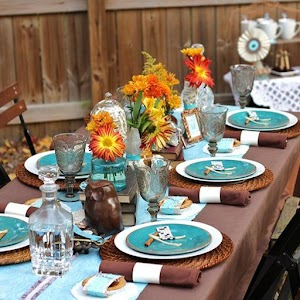 Everyday table setting ideas android apps on google play for Everyday kitchen table setting ideas