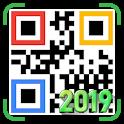 Easy QR Scanner/Barcode Reader App icon