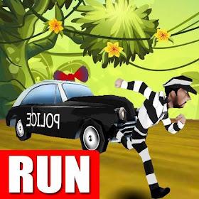 Police Car Runner побег